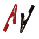 Acupuncture Clips - Pkg.2 (Red/Black)
